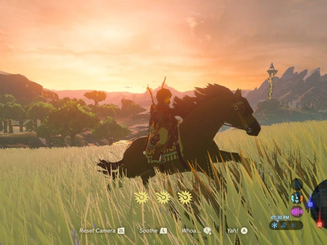 My Time With Breath of the Wild
