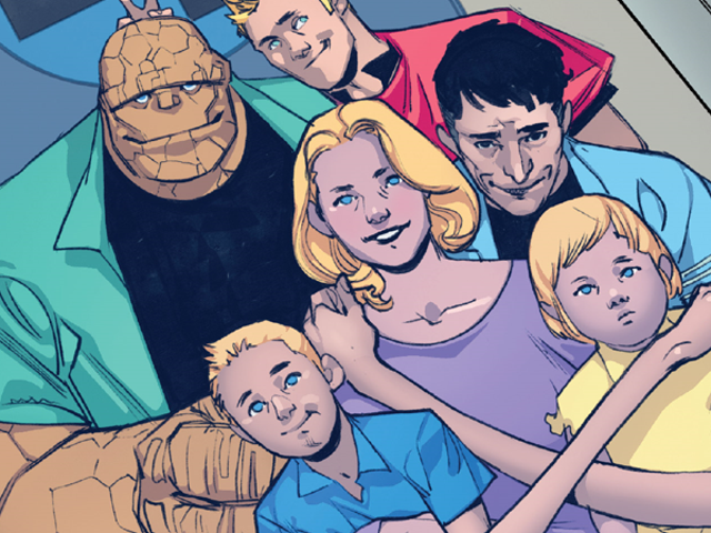 The Fantastic Four's Return Is Less Literal Than You Might Have Expected