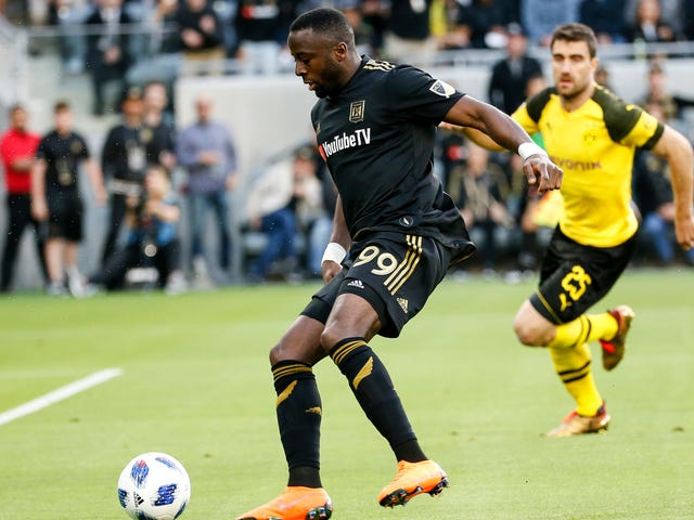 LAFC's Adama Diomande Says Portland Timbers Player Called Him The N-Word During Game