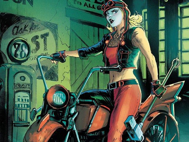 Το Gotham City Garage χτυπάει το Ground Running - ή την ιππασία, υποθέτω