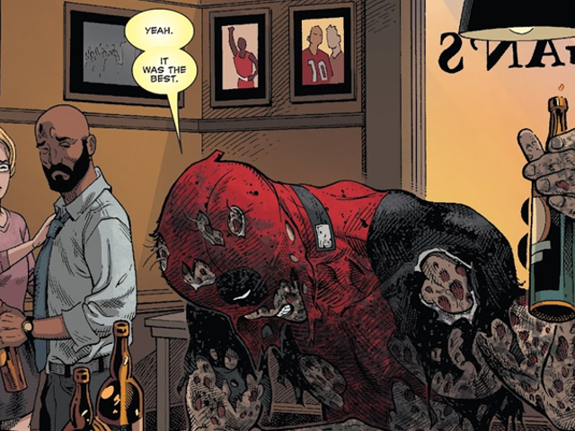 5 Great Deadpool Stories That Are About More Than Just Humor