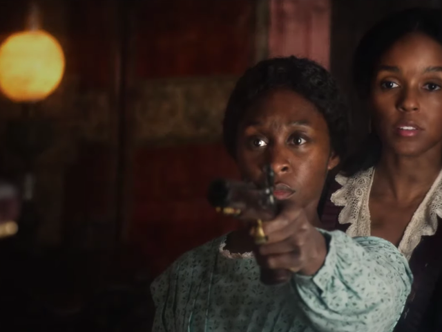 Harriet Tubman and Cynthia Erivo Get the Heroic Biopic They Deserve