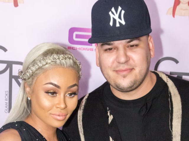 Rob Kardashian Has Filed a Lawsuit Against Blac Chyna Alleging Assault and Vandalism