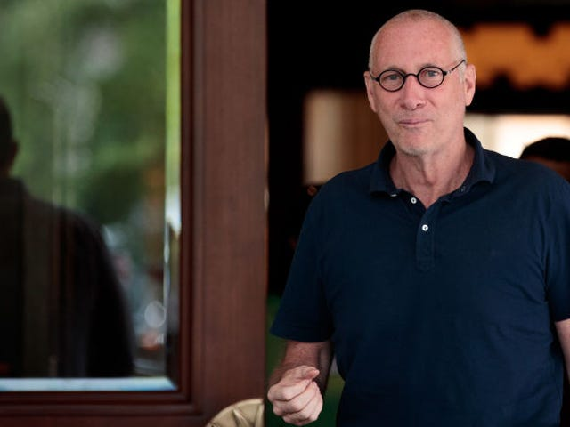 John Skipper Has A New Job
