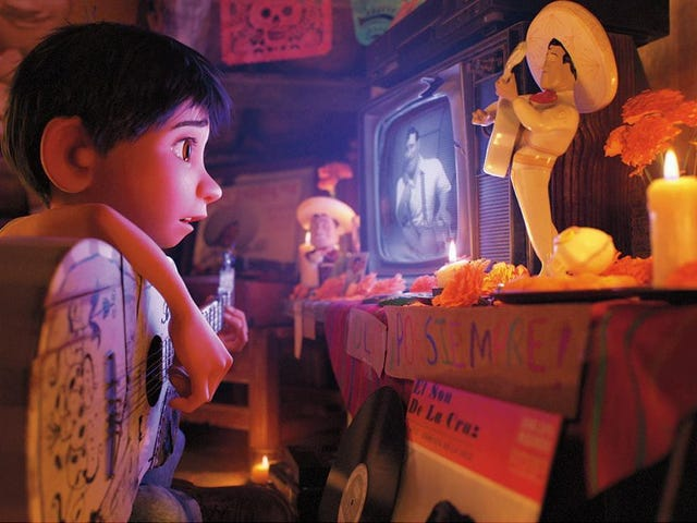 Pixar's 'Coco' Is Coming to Netflix in May