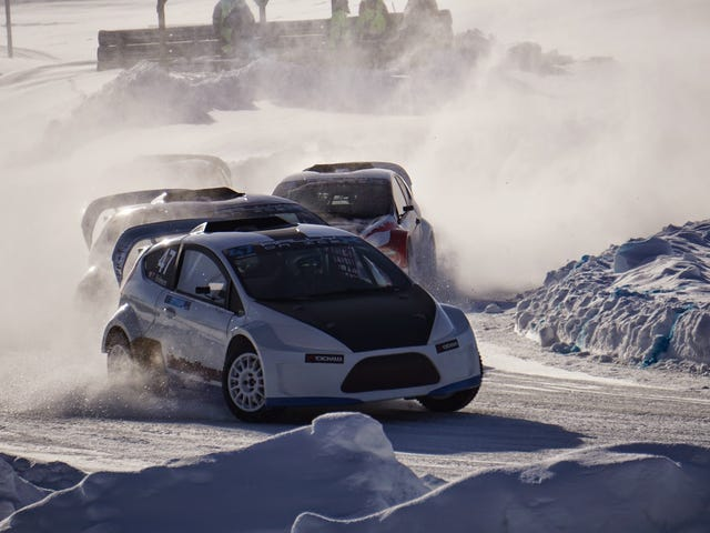 RallyX On Ice - Round 2 Preview