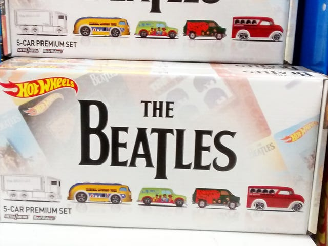 New Beatles Set, New GL, & The Same Old Story...