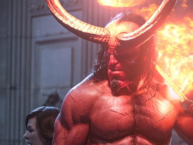 Oh Boy, el debut de <i>Hellboy</i> en la taquilla es el infierno