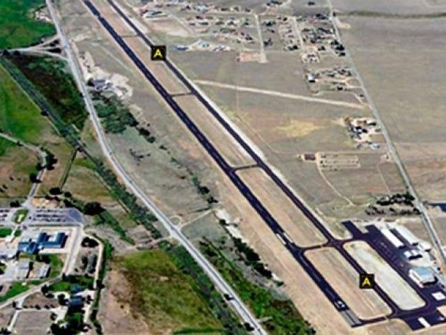 Hellcat Runway Crash Kills Two