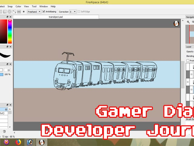 Developer Diary Day Twenty-Seven