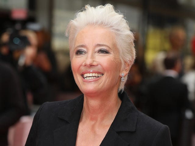 Emma Thompson Proves Actors Don't Have to Play Along