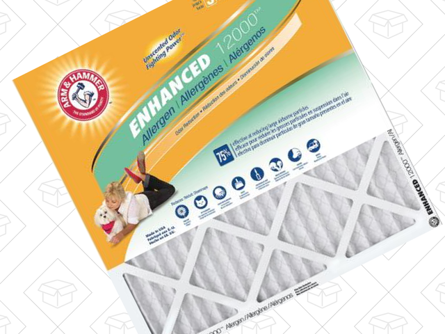 Breathe Easier with This One Day Sale on Air Filters
