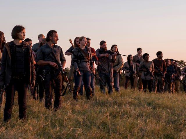 <i>The Walking Dead</i> nie zbankrutowało w ostatnim sezonie