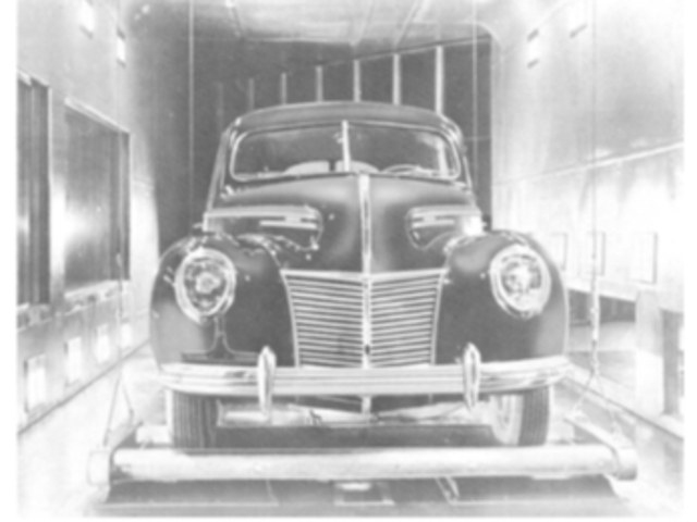 "What did automotive wind tunnel testing look like in the ""Bad Old Days""?"