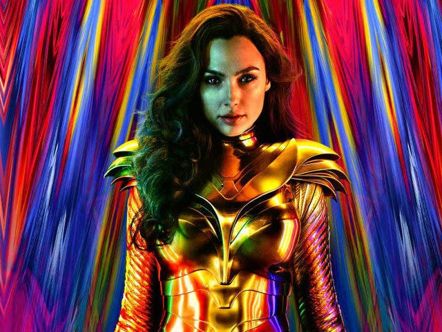 Wonder Woman 1984's New Poster Gives Us a Look at Diana's Stunning Armor