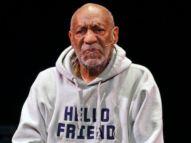 Nainen syyttää Cosbyn raiskauksesta;  Media ei voi pysähtyä kiertueestaan