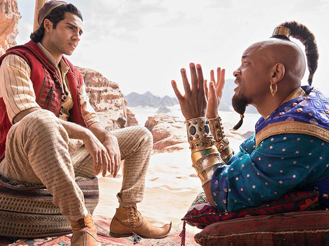 Disney Is Developing an Aladdin Spinoff Starring Billy Magnussen, Which Seems in Poor Taste