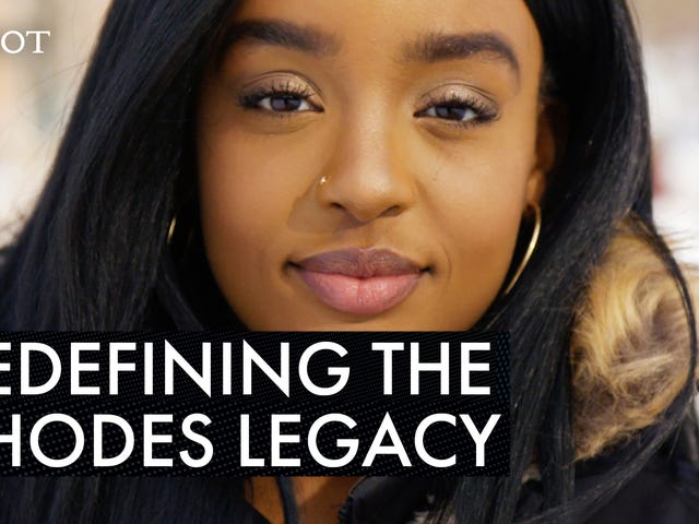 Confronting A Legacy, and Creating Her Own: Meet The First Black Rhodes, Truman, and Udall Scholar