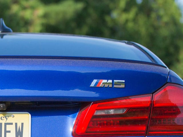 Скоро появятся гибридные автомобили BMW M