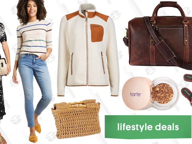 Tuesday's Best Lifestyle Deals: Marmot, Free People, Reebok, ModCloth, and More