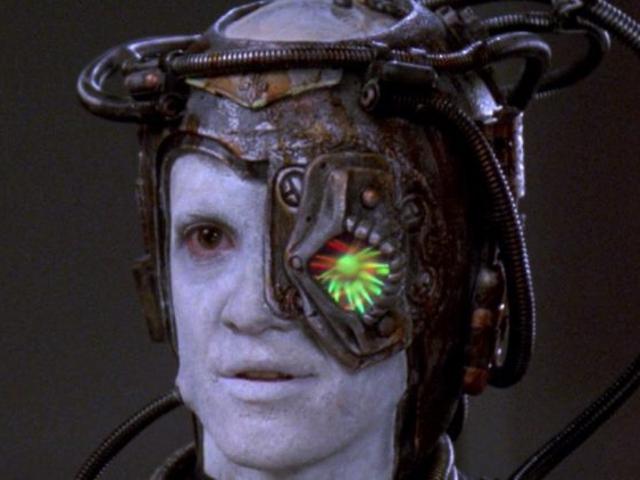 L'un des meilleurs Borg de Star Trek semble très bien dans cette nouvelle image de Picard