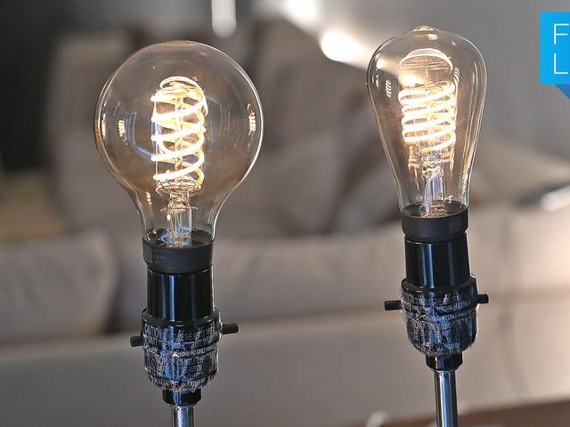 Philips gav ind i hipsterne og lavede lysrør med smart lys