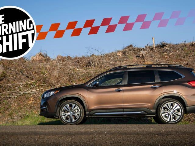 Subaru Adalah Merek Rekomendasi Teratas Konsumen