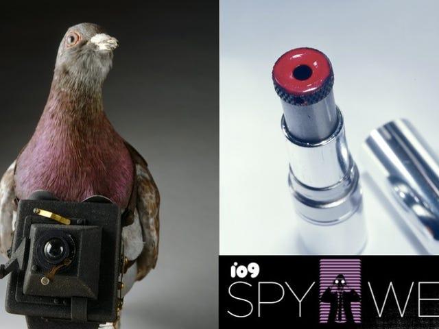 The Most Fascinating Spy Gear From The Spy Museum's Archives