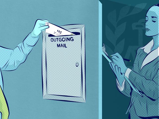 Hur man överlever att bli granskad av IRS