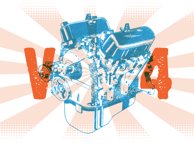 Hvorfor er V4-motorer så sjeldne?