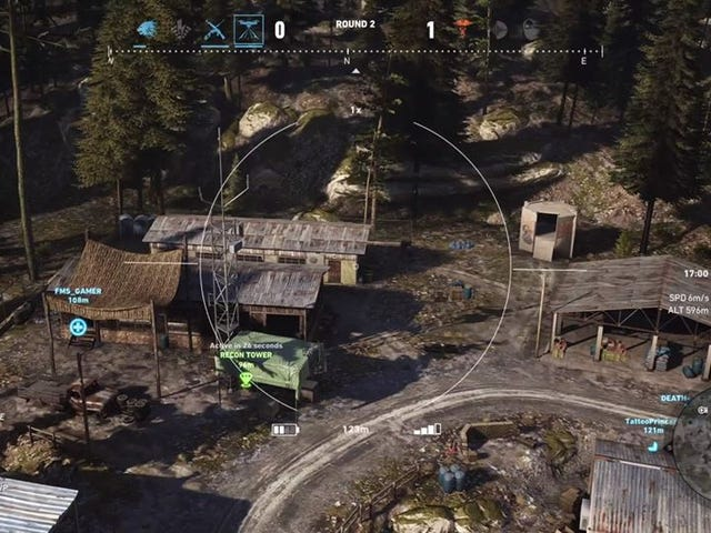 <i>Ghost Recon</i> PvPが必要な更新を得る