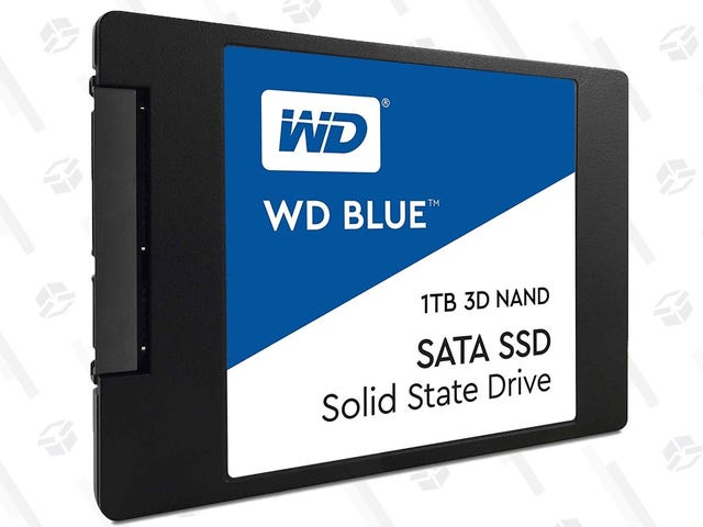 Speed Up Your PC With This 1TB SSD, Now Just $140