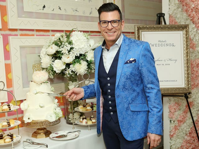 Lifetime Will Stage Live Wedding Broadcasts Organized by David Freaking Tutera