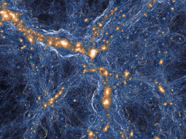 ब्रह्मांड की कमी के बावजूद ब्रह्मांड का विशाल पैच आश्चर्यजनक रूप से अपारदर्शी है
