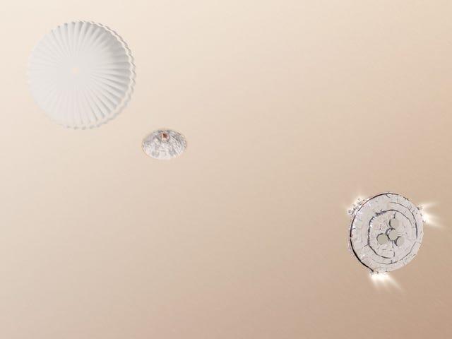 Lỗi phần mềm được mô tả trong Crash of Mars Lander
