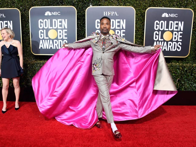 Billy Porter Has a Message for Those Who Were Told They Were 'Too Much'