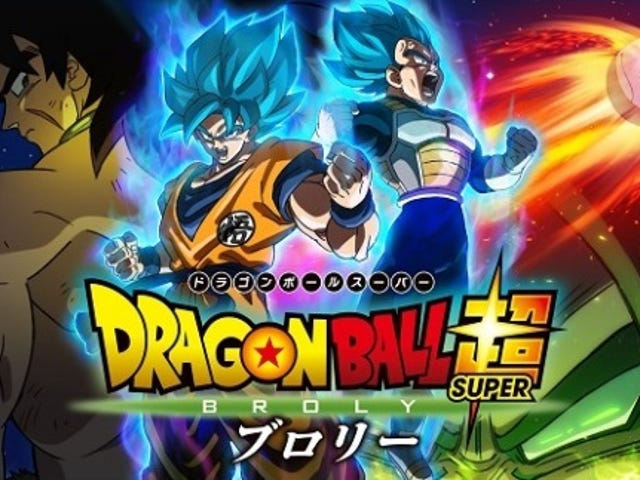 Here it is the newest trailer of the movie of Dragon Ball Super: Broly