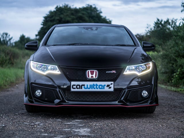 You yanks missed out on the best Civic Type R ever