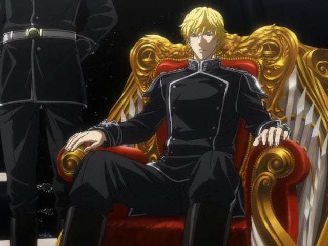 Enjoy the English subtitled trailer for the Legend of Galactic Heroes anime