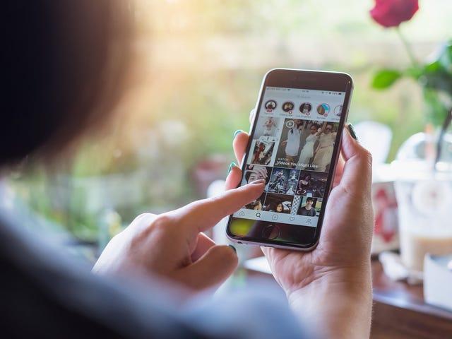 Как найти новые эффекты бумеранга в Instagram