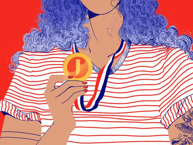 Willkommen zu Jezebel's Cool Girl Olympics
