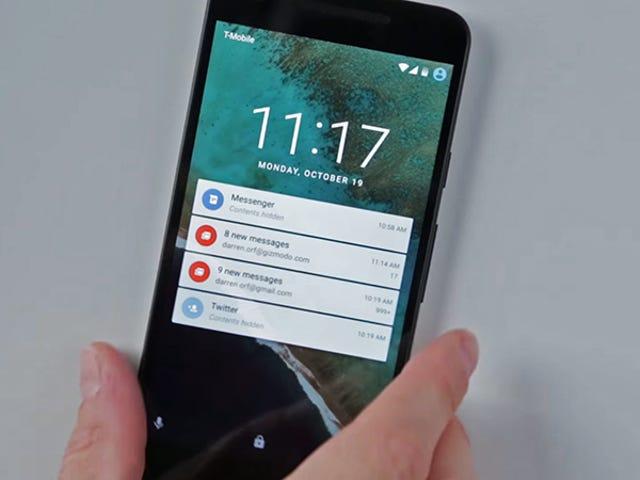 Cách tạo thông báo trên điện thoại Android của bạn ít gây phiền nhiễu