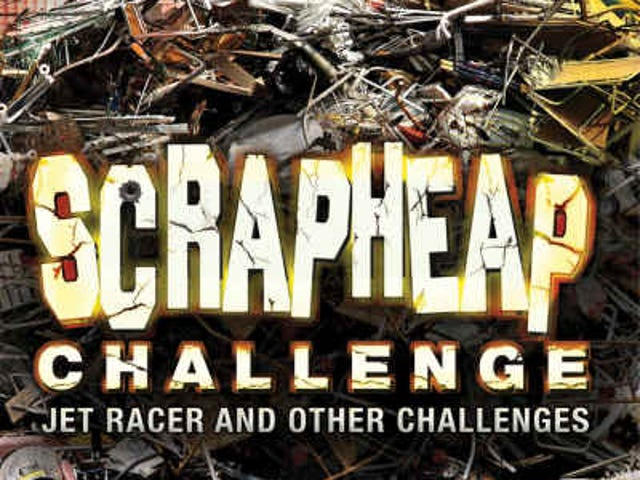 Oppo meet scrapheap challenge!?