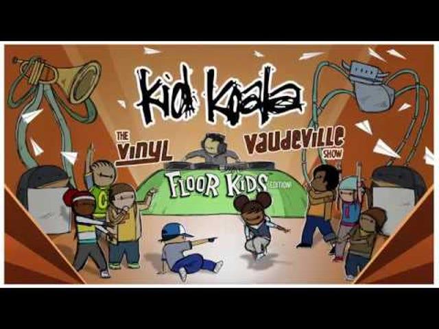 Floor Kids, il gioco di breakdance per lo Switch, contiene alcuni brani A +++ di Kid Koala