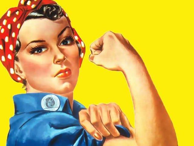 Wanita Antarabangsa mahu Ikrar untuk Pariti