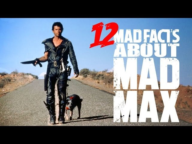 The Craziest Stories About The Making Of Mad Max And The Road Warrior