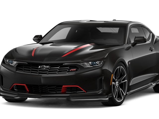 Seent - gross way to spend $3,575 in options on a Camaro.