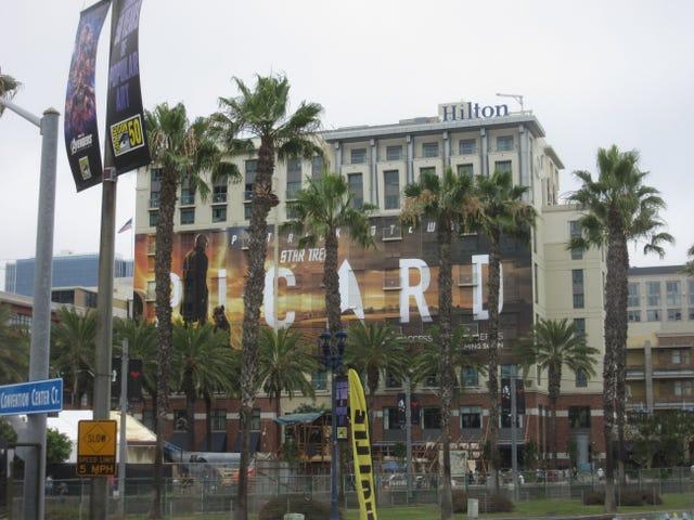 Comic Con Prelude