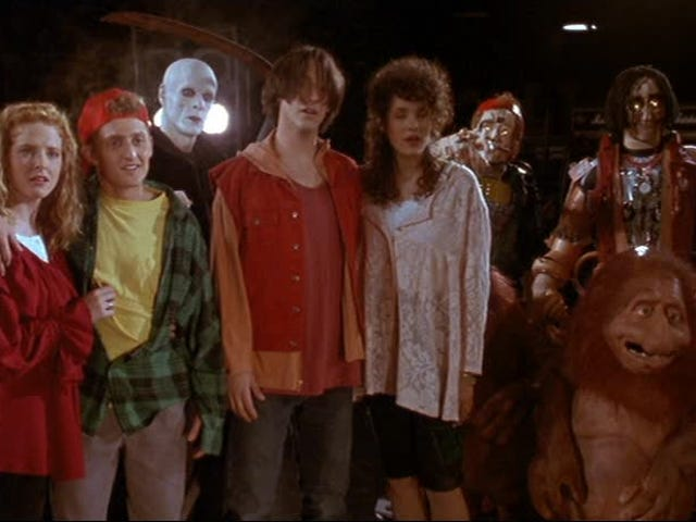 One of the Most Memorable Bill & Ted's Bogus Journey Characters Developed From a Mistake