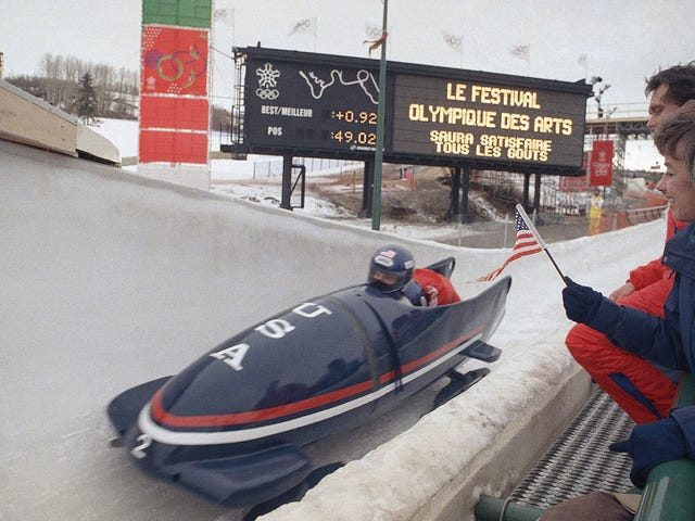Two Teens Die After Sneaking Onto Olympic Bobsled Track And Trying To Sled On It